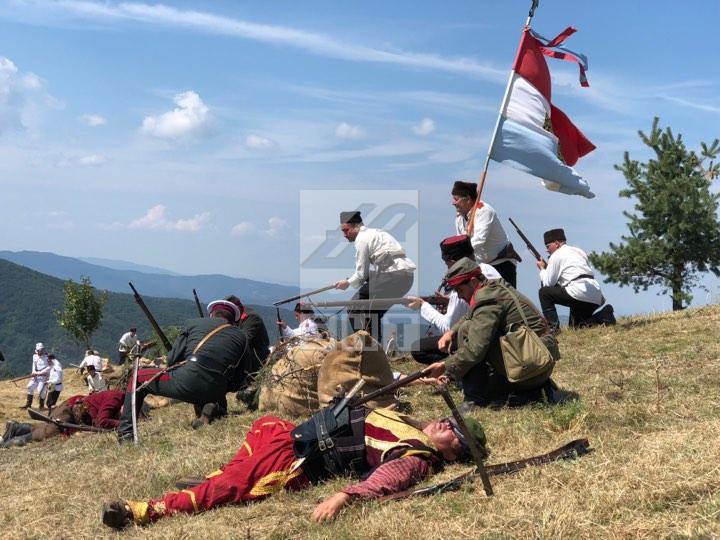 снимка 3 Отбелязваме 141 години от Шипченската епопея