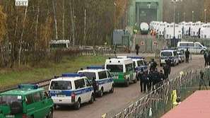 Съпротива срещу ядрените отпадъци в Германия