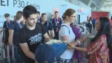 26 медала спечелиха български ученици на състезание по математика в ЮАР