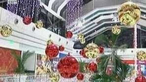 Коледна украса в Букурещ с награда