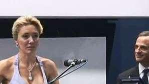 Скандал около наградата за Мишел Бонеф