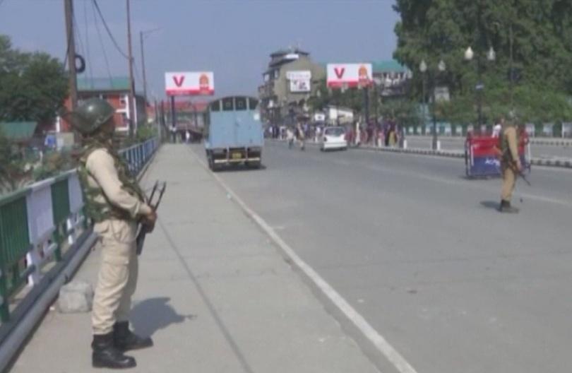 Снимка: Български туристи в затруднение в Кашмир