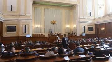 Темата за партийните субсидии ще бъде разгледана отново в комисия в НС