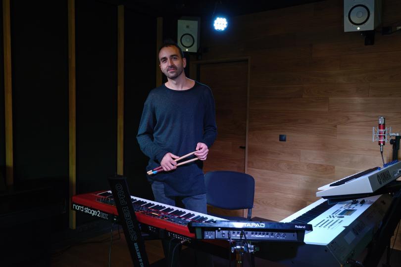 снимка 4 Отвъд границите: Валентин Лазар - музиката и необятното в човешките усещания