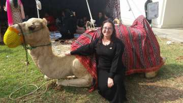 Отвъд границите: Катя Янкова при новата тишина на Изтока