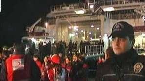 Чужденците напускат Либия