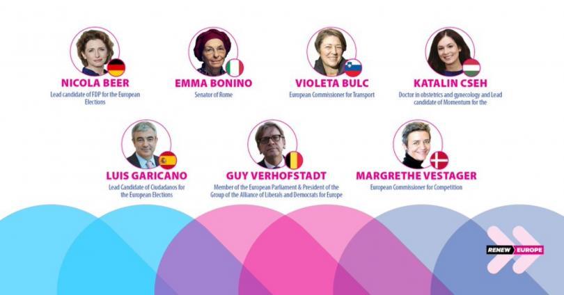 снимка 6 Европейските избори си имат европейски лица
