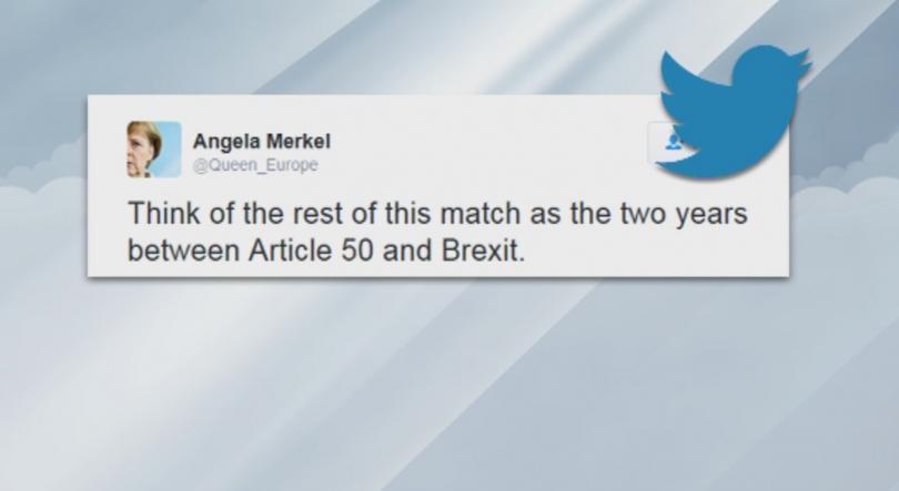 снимка 2 Само Англия може да напусне Европа два пъти за една седмица