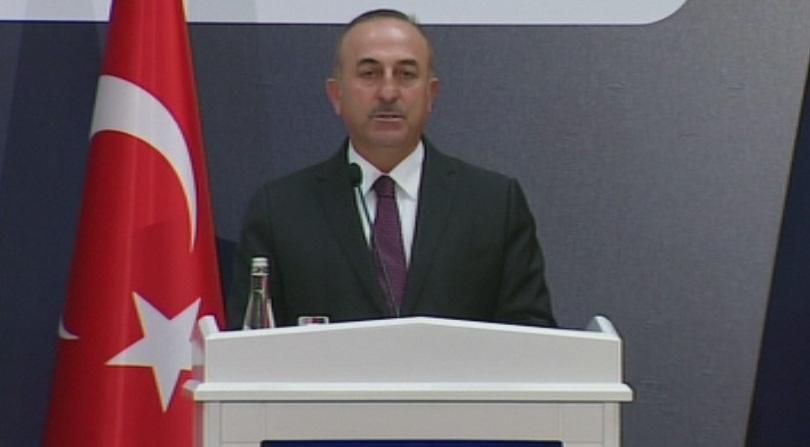 турският външен министър обвини германия подкрепя терористични групировки