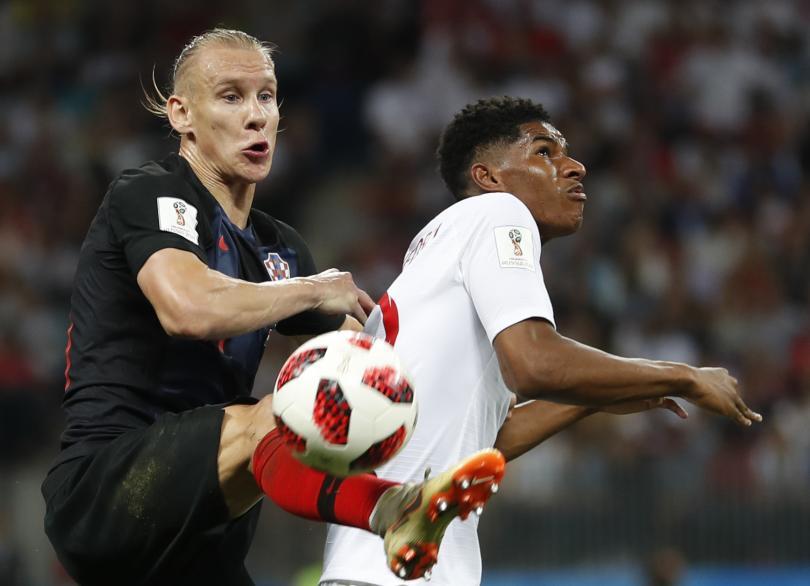 снимка 5 Хърватия отива на финал с Франция на Световното първенство в Русия (СНИМКИ)
