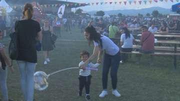 Шопските празници в Елин Пелин започнаха за 50-и път