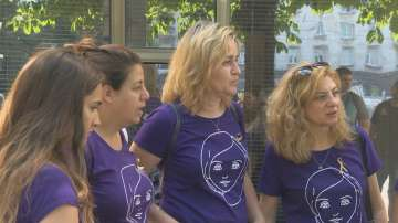 Родители на онкоболни деца протестират с искане за по-широк достъп до лекарства