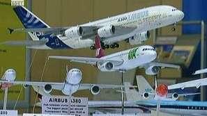 Уникална сбирка от макети на самолети