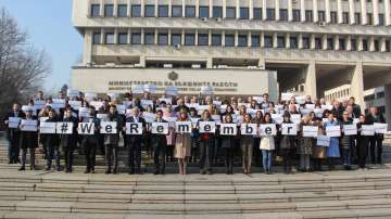 МВнР почете Международния ден в памет на жертвите от Холокоста