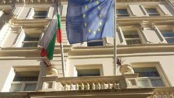 Посолството ни в Лондон ще излъчва на видеостена визитата на папата