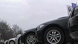 Криза в търговията с коли