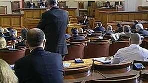 Депутатите не приеха на първо четене Закона за движението по пътищата