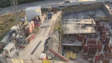 Стабилно е състоянието на двамата пострадали на строеж в София