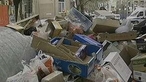 Сформира се оперативен щаб за проблема с боклука в София