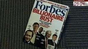"Класация на сп. ""Форбс"" на най-богатите хора"
