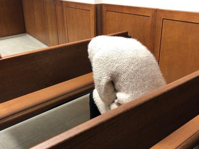 Обвиняемата Полина Шишманова отказа да даде обяснения пред съда