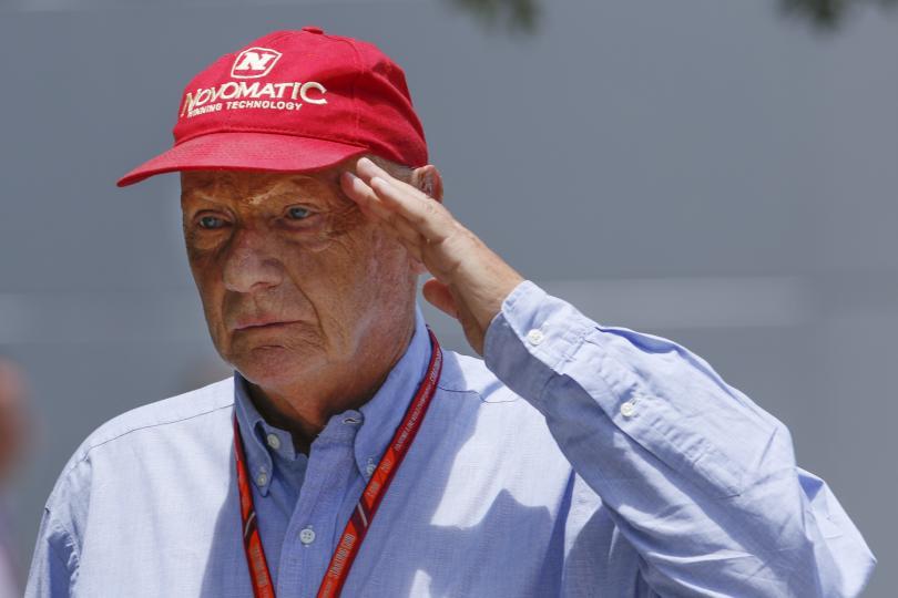 снимка 1 Почина легендата от Формула 1 Ники Лауда