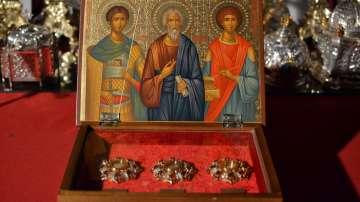 На Светла събота се почита св. Йоан Кръстител