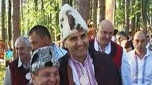 Фестивал на фолклорната носия край Жеревна
