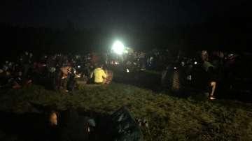 Столичани се качиха на Витоша, за да гледат падащи звезди