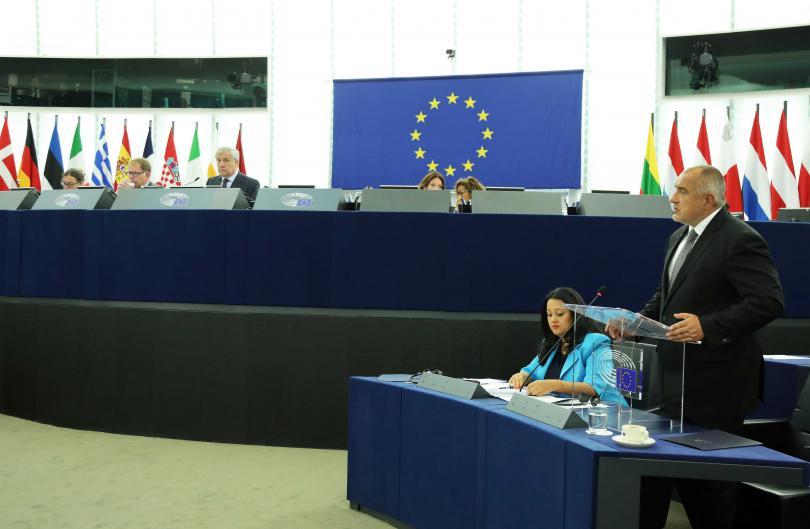 снимка 5 Отлична оценка от Европарламента за председателството на България