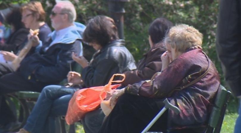 снимка 6 Правителството гласува по 40 лева Великденски добавки за пенсионерите