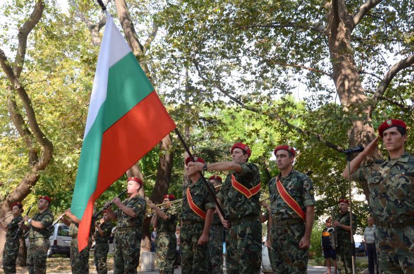 снимка 3 България чества 131-та годишнина от Съединението