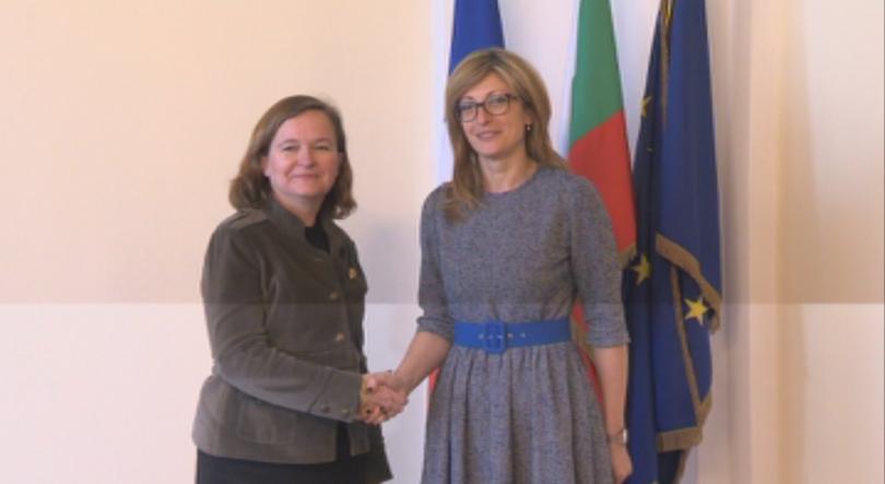снимка 4 Франция подкрепя българските приоритети за ЕС