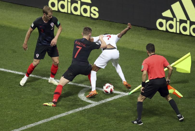 снимка 6 Хърватия отива на финал с Франция на Световното първенство в Русия (СНИМКИ)