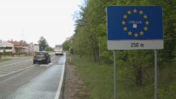 Мигранти отвлякоха словенец