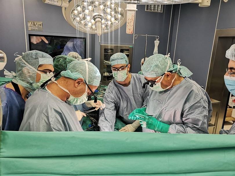Трансплантираха черен дроб на 36-годишен мъж във ВМА