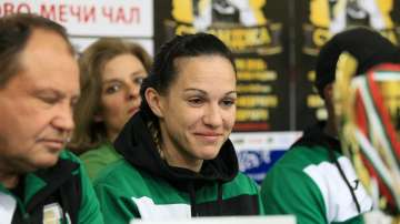 Световна шампионка по бокс се включи в кауза срещу агресията