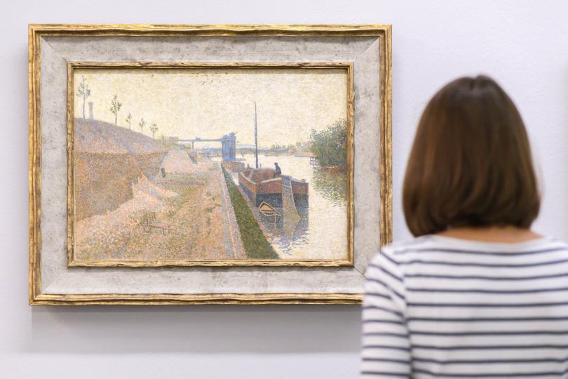 Германия върна шедьовър на френския импресионист и поантилист Пол Синяк