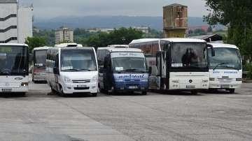 Автобусните превозвачи ще протестират от утре заради толсистемата