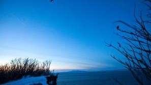 Снежна буря в Аляска