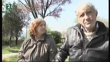 53-годишен мъж е принуден да спи по градските пейки в Кюстендил
