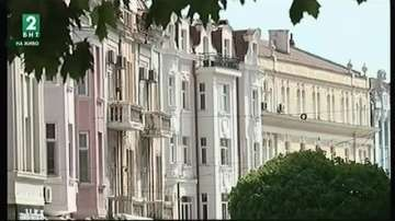 Ремонтират стари сгради в центъра на Пловдив с евросредства