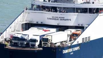 Полицейска операция се провежда в Кале след пробив на мигранти
