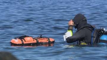 Започва проучването на подводна каменна гора край Созопол