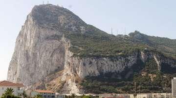 Напрежение край бреговете на Гибралтар