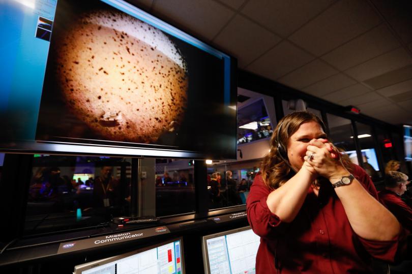 НАСА ще изпрати пилотирана мисия до Марс в средата на