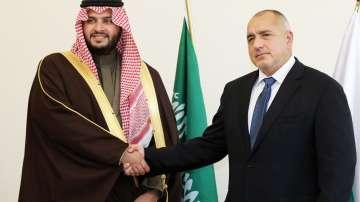 """Премиерът проведе телефонен разговор със саудитския принц за газов хъб Балкан"""""""