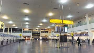 Лондонското летище Гетуик анулира всички полети