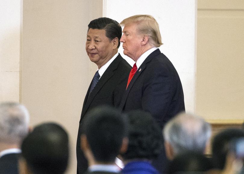 Телефонен разговор дава надежда за търговско споразумение между САЩ и Китай