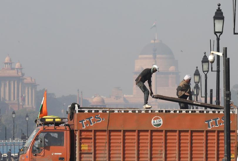 Снимка: Делхи е най-замърсеният град в света